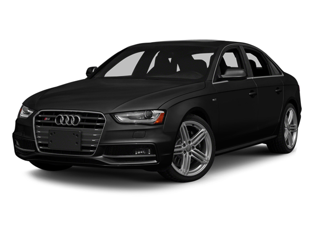 Brilliant Black 2013 Audi S4 Pictures S4 Sedan 4D S4 Prestige AWD photos front view
