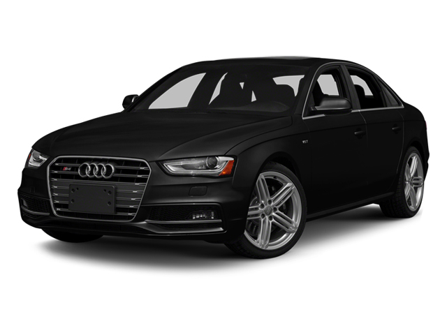 Phantom Black Pearl 2013 Audi S4 Pictures S4 Sedan 4D S4 Prestige AWD photos front view