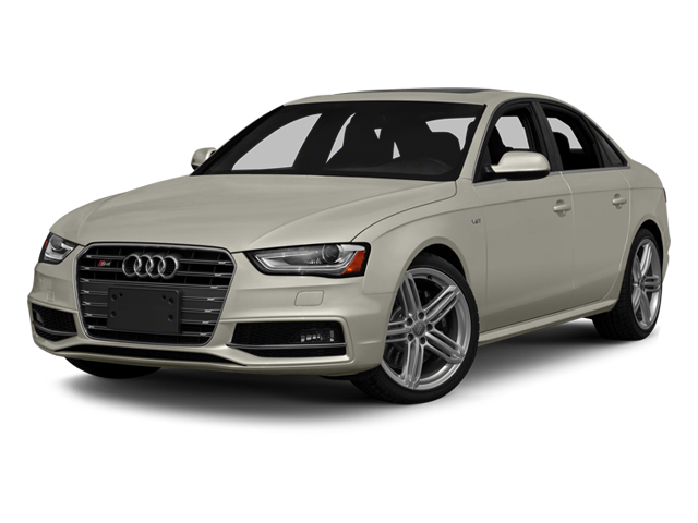 Ice Silver Metallic 2013 Audi S4 Pictures S4 Sedan 4D S4 Prestige AWD photos front view