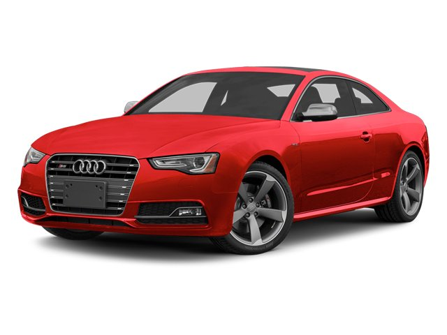 Misano Red Pearl 2013 Audi S5 Pictures S5 Coupe 2D S5 Prestige AWD photos front view