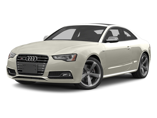Ice Silver Metallic 2013 Audi S5 Pictures S5 Coupe 2D S5 Prestige AWD photos front view