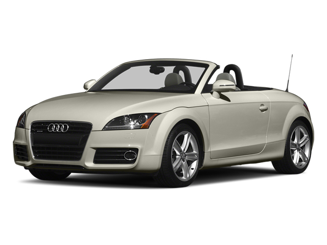 Ice Silver Metallic 2013 Audi TT Pictures TT Coupe 2D Prestige AWD photos front view