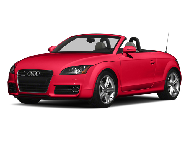 Misano Red Pearl 2013 Audi TT Pictures TT Roadster 2D Prestige AWD photos front view