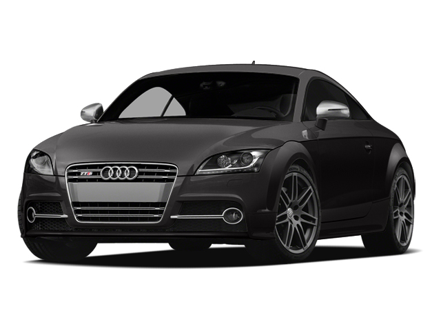 Oolong Gray Metallic 2013 Audi TTS Pictures TTS Coupe 2D Prestige AWD photos front view