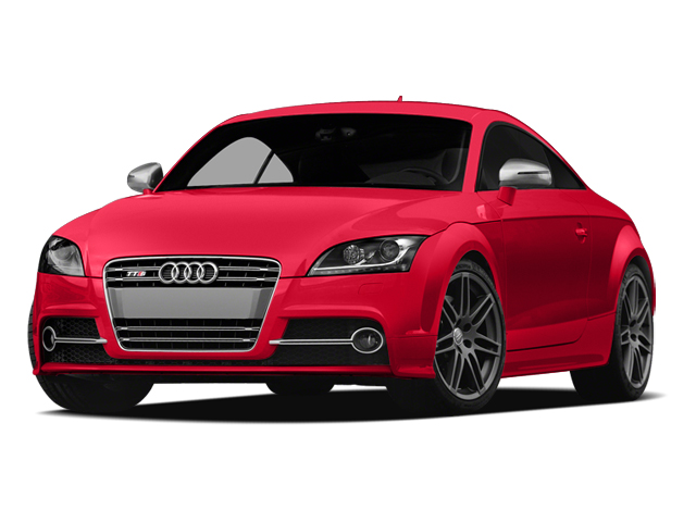 Misano Red Pearl 2013 Audi TTS Pictures TTS Coupe 2D Prestige AWD photos front view
