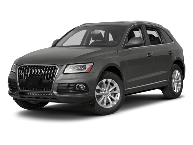 Monsoon Gray Metallic 2013 Audi Q5 Pictures Q5 Utility 4D 3.0T Prestige S-Line AWD photos front view