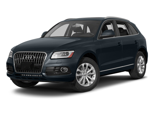 Moonlight Blue Metallic 2013 Audi Q5 Pictures Q5 Utility 4D 3.0T Prestige S-Line AWD photos front view
