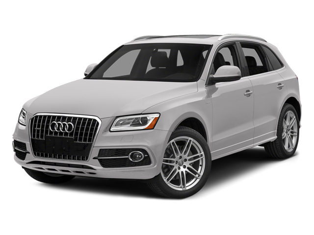Cuvee Silver Metallic 2013 Audi Q5 Pictures Q5 Utility 4D 2.0T Prestige AWD Hybrid photos front view