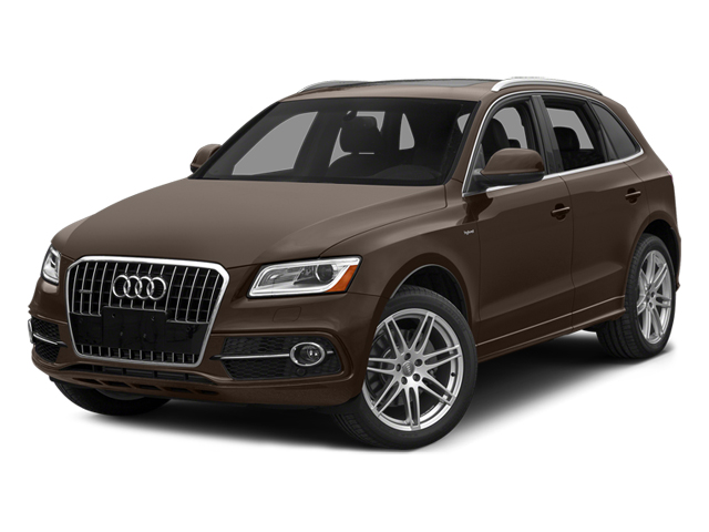 Teak Brown Metallic 2013 Audi Q5 Pictures Q5 Utility 4D 2.0T Prestige AWD Hybrid photos front view