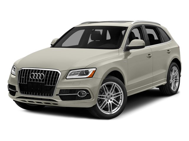 Ice Silver Metallic 2013 Audi Q5 Pictures Q5 Utility 4D 2.0T Prestige AWD Hybrid photos front view