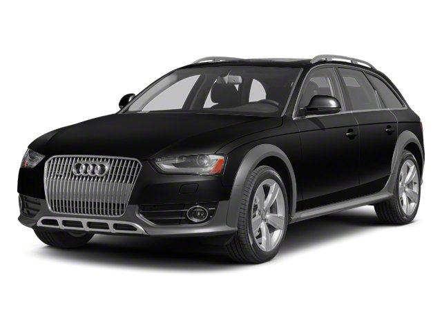 Phantom Black Pearl 2013 Audi allroad Pictures allroad Wagon 4D Premium AWD photos front view