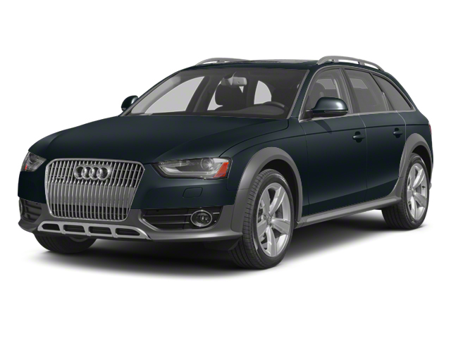 Moonlight Blue Pearl 2013 Audi allroad Pictures allroad Wagon 4D Prestige AWD photos front view