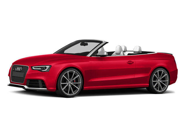Misano Red Pearl 2013 Audi RS 5 Pictures RS 5 Conv 2D RS5 AWD V8 photos front view
