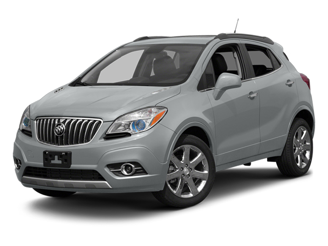 Quicksilver Metallic 2013 Buick Encore Pictures Encore Utility 4D AWD I4 Turbo photos front view