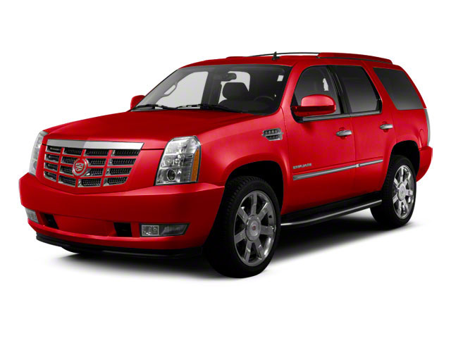 Crystal Red Tintcoat 2013 Cadillac Escalade Pictures Escalade Utility 4D Luxury 2WD photos front view