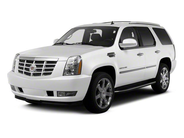 White Diamond Tricoat 2013 Cadillac Escalade Pictures Escalade Utility 4D Luxury 2WD photos front view