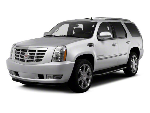Radiant Silver Metallic 2013 Cadillac Escalade Pictures Escalade Utility 4D Luxury 2WD photos front view