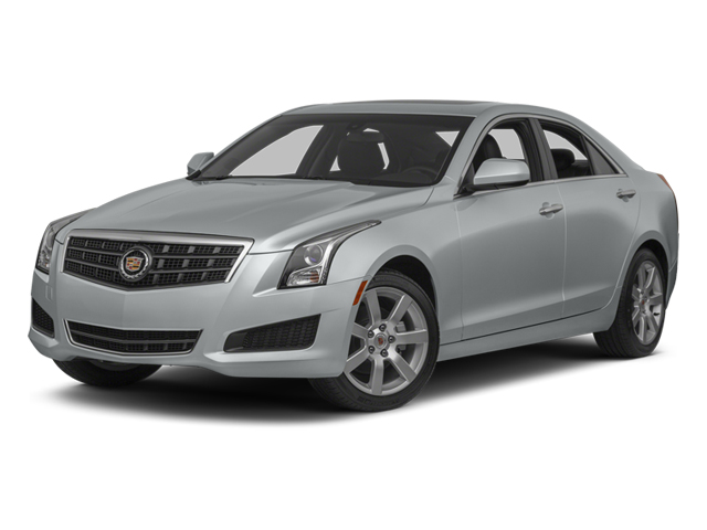 Radiant Silver Metallic 2013 Cadillac ATS Pictures ATS Sedan 4D Luxury photos front view