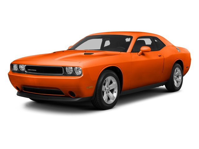Hemi Orange Pearl 2013 Dodge Challenger Pictures Challenger Coupe 2D SRT-8 Core V8 photos front view