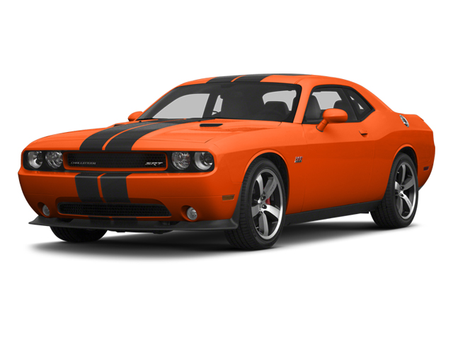 Hemi Orange Pearl 2013 Dodge Challenger Pictures Challenger Coupe 2D SRT-8 V8 photos front view