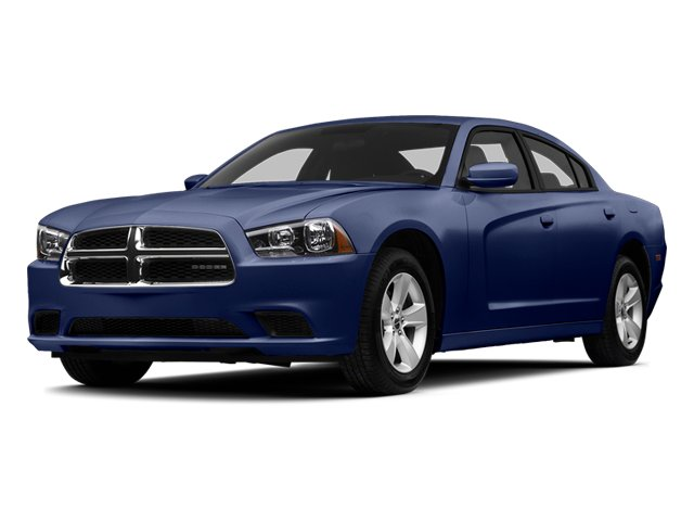 Jazz Blue Pearl 2013 Dodge Charger Pictures Charger Sedan 4D SE AWD V6 photos front view