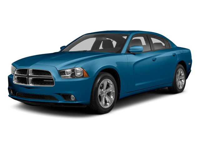 Jazz Blue Pearl 2013 Dodge Charger Pictures Charger Sedan 4D R/T AWD V8 photos front view