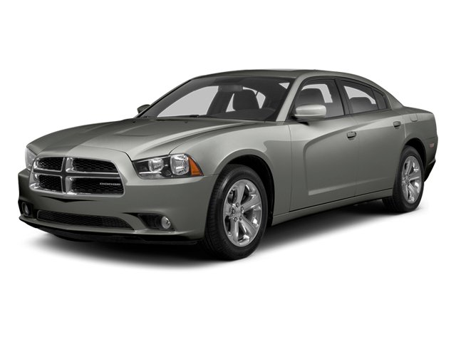 Billet Silver Metallic 2013 Dodge Charger Pictures Charger Sedan 4D R/T AWD V8 photos front view