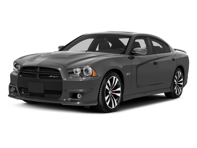 Granite Crystal Metallic 2013 Dodge Charger Pictures Charger Sedan 4D SRT-8 V8 photos front view