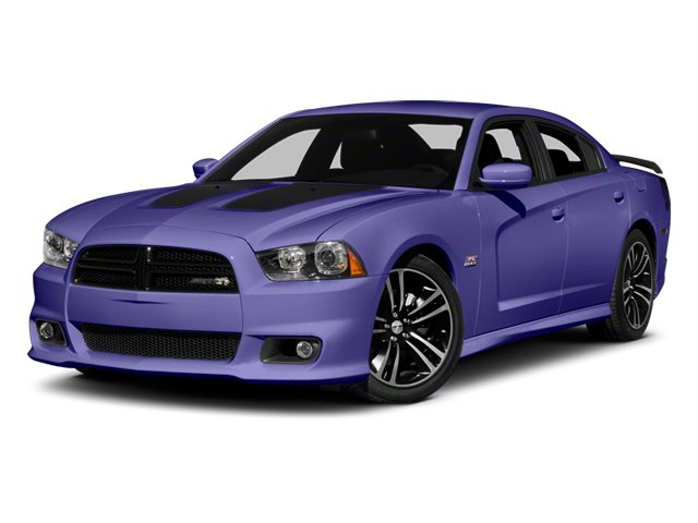 Plum Crazy Pearl 2013 Dodge Charger Pictures Charger Sedan 4D SRT-8 Super Bee V8 photos front view
