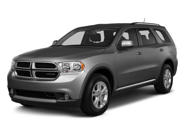 Granite Crystal Metallic 2013 Dodge Durango Pictures Durango Utility 4D Crew 2WD photos front view