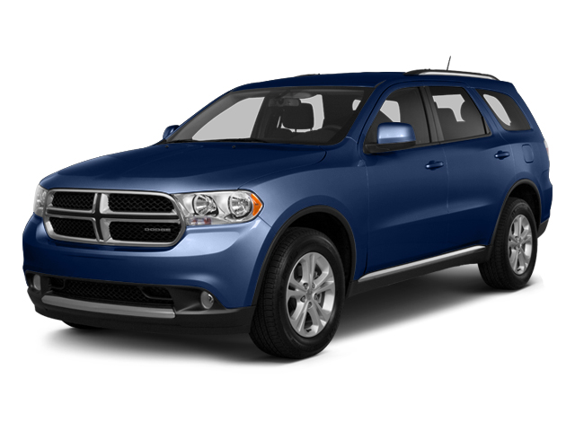 True Blue Pearl 2013 Dodge Durango Pictures Durango Utility 4D Crew 2WD photos front view