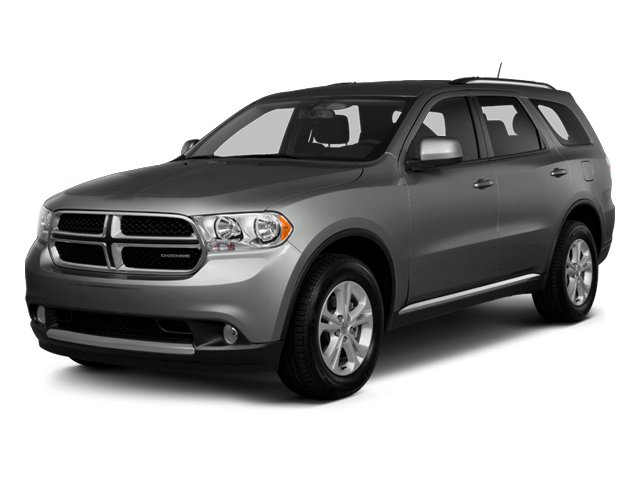 Mineral Gray Metallic 2013 Dodge Durango Pictures Durango Utility 4D Crew 2WD photos front view