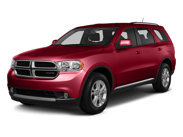 Deep Cherry Red Crystal Pearl 2013 Dodge Durango Pictures Durango Utility 4D Crew 2WD photos front view