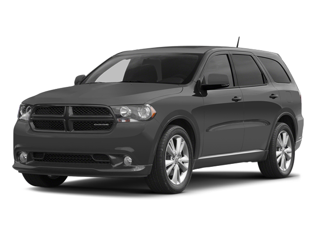 Granite Crystal Metallic 2013 Dodge Durango Pictures Durango Utility 4D R/T AWD photos front view