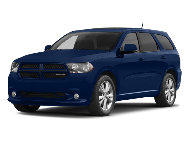 True Blue Pearl 2013 Dodge Durango Pictures Durango Utility 4D Citadel AWD photos front view