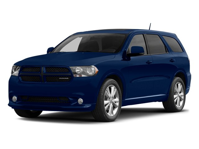 True Blue Pearl 2013 Dodge Durango Pictures Durango Utility 4D R/T AWD photos front view