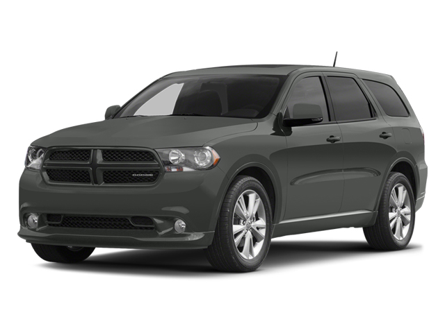 Mineral Gray Metallic 2013 Dodge Durango Pictures Durango Utility 4D R/T AWD photos front view