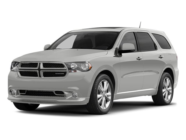 Bright Silver Metallic 2013 Dodge Durango Pictures Durango Utility 4D R/T AWD photos front view