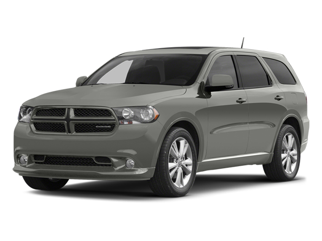 Billet Silver Metallic 2013 Dodge Durango Pictures Durango Utility 4D Citadel AWD photos front view