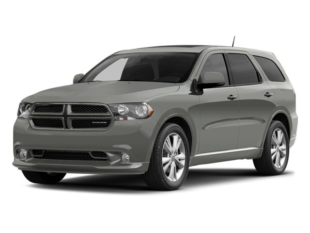 Billet Silver Metallic 2013 Dodge Durango Pictures Durango Utility 4D R/T AWD photos front view