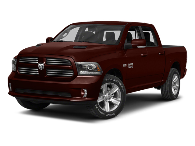 Western Brown 2013 Ram Truck 1500 Pictures 1500 Crew Cab SLT 4WD photos front view