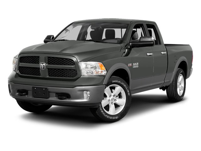 Mineral Gray Metallic 2013 Ram Truck 1500 Pictures 1500 Quad Cab Outdoorsman 2WD photos front view