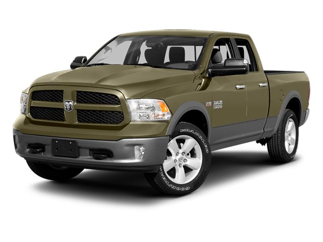Prairie Pearl 2013 Ram Truck 1500 Pictures 1500 Quad Cab Outdoorsman 2WD photos front view