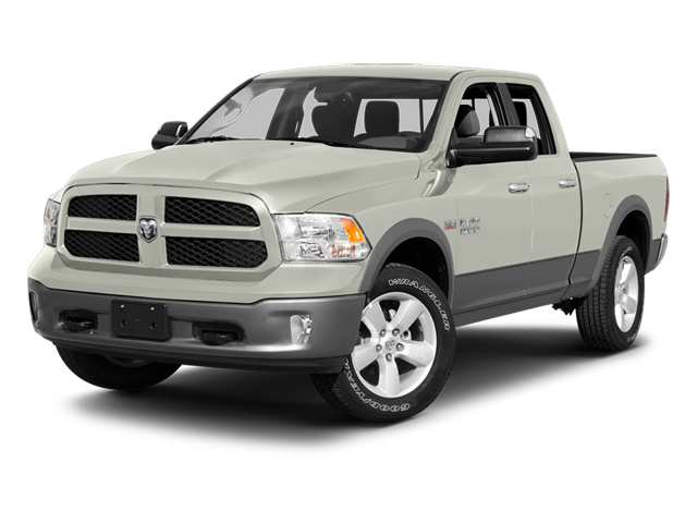 Bright White 2013 Ram Truck 1500 Pictures 1500 Quad Cab Outdoorsman 2WD photos front view