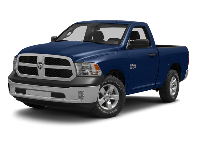 True Blue Pearl 2013 Ram Truck 1500 Pictures 1500 Regular Cab HFE 2WD photos front view