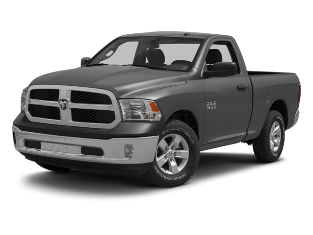 Mineral Gray Metallic 2013 Ram Truck 1500 Pictures 1500 Regular Cab SLT 4WD photos front view