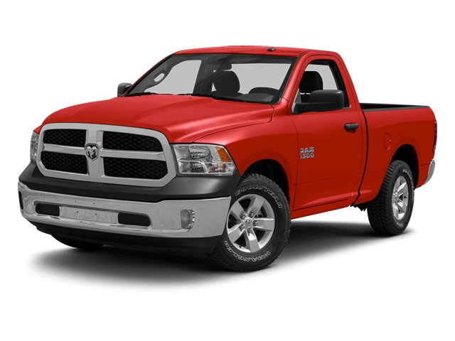 Flame Red 2013 Ram Truck 1500 Pictures 1500 Regular Cab SLT 4WD photos front view