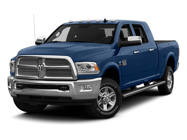 Midnight Blue Pearl 2013 Ram Truck 2500 Pictures 2500 Mega Cab SLT 2WD photos front view