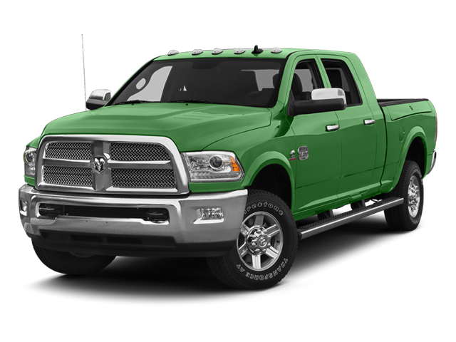 Light Green 2013 Ram Truck 2500 Pictures 2500 Mega Cab SLT 2WD photos front view