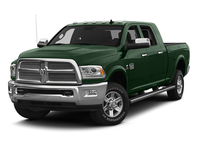 Timberline Green Pearl 2013 Ram Truck 2500 Pictures 2500 Mega Cab SLT 2WD photos front view